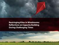 Restringing Kites in Windstorms