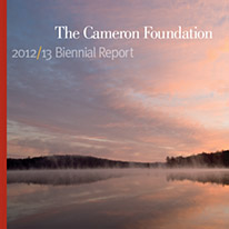2012-13 Annual Report cover