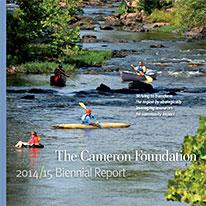 Cameron 2014-15 Biennial Report cover