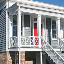 Establishing a Historic Preservation School